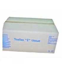 TOALLA ZZ TISSUE - Caja 20 x 200