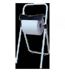 Porta bobinas INDUSTRIALES de suelo INOX